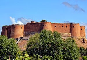 Falak-ol-Aflak Castle - Falak ol aflak castle is in center of Khorramabad city