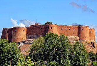 Falak-ol-Aflak Castle - Falak ol aflak castle is in center of Khorramabad city