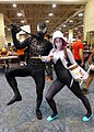 Fan Expo 2015 - Spider-Man & Spider-Gwen (21143530984).jpg
