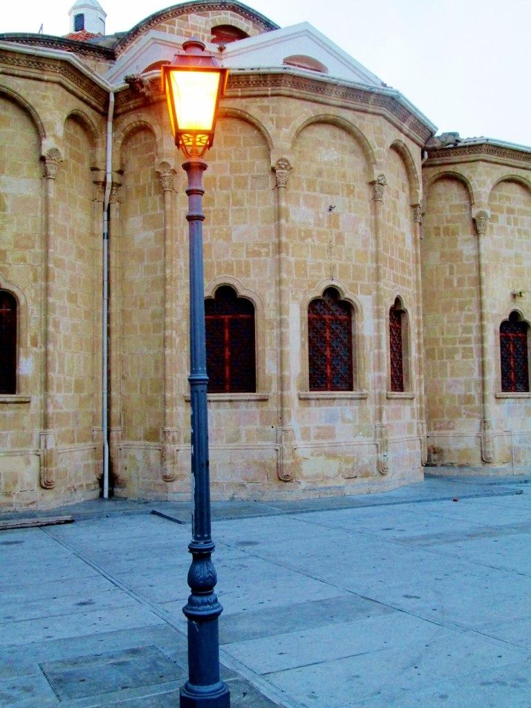 Faneromeni Christian Church Nicosia Republic of Cyprus
