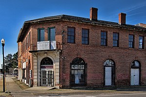 National Register of Historic Places listings in Richland County, South Carolina - Image: Farmers and Merchants Bank Building