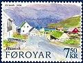Faroese stamp 575 Sandoy.jpg