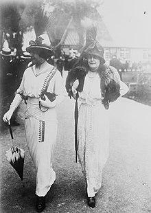 la Belle EpoqueWikipedia de Occidente durante las en mujeres Condición Flc5K3uT1J
