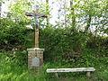 Faucoucourt (Aisne) croix de chemin (sud).JPG