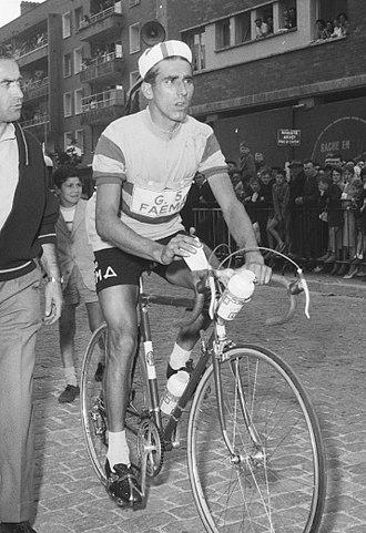 Federico Bahamontes - Bahamontes in 1960