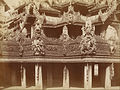 Felice Beato (British, born Italy - Carving in Balcony, Kyaung at Myingyan - Google Art Project.jpg