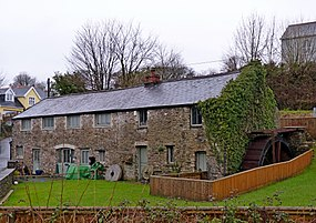 Felindre Watermill, north of Swansea.JPG