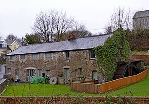 Felindre - Image: Felindre Watermill, north of Swansea