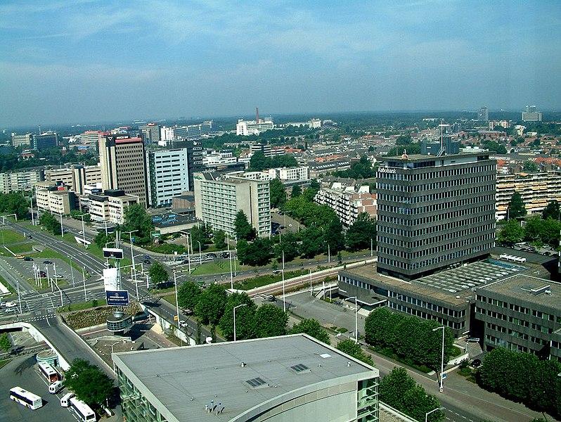 Vé máy bay giá rẻ đi Eindhoven Hà Lan