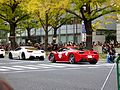 Ferrari automobiles at Midosuji World Street (4).jpg
