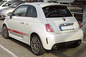 Image illustrative de l'article Fiat 500 (2007)