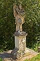 Figurenbildstock hl. Johannes Nepomuk in Drosendorf Altstadt.jpg
