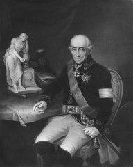 Filip Julius Bernard von Platen, 1732-1805