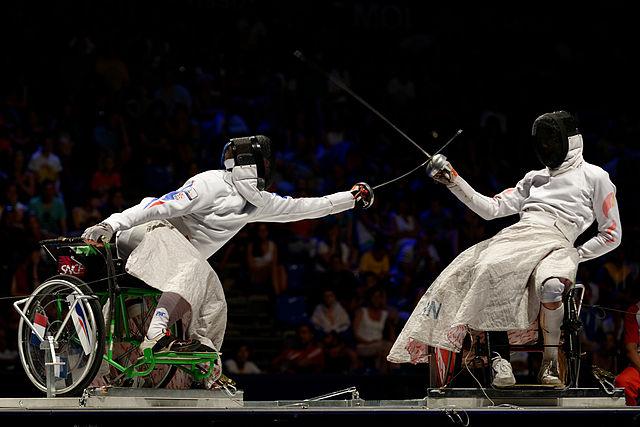 Mengenal Paralympic Games dan Cabor yang dipertandingkan