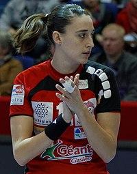 Finale de la coupe de ligue féminine de handball 2013 040 (cropped).jpg