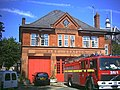 Fire Station, Lower Green West, Mitcham. - geograph.org.uk - 19913.jpg