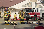 First responders conduct aircraft EME during training week 150713-F-PM645-028.jpg
