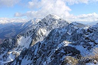 Aibga Ridge - The Aibga Ridge