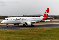HB-JVM - E190 - Helvetic Airways
