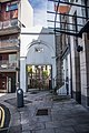 Fishamble Street is a street in Dublin within the old city walls. - panoramio (11).jpg