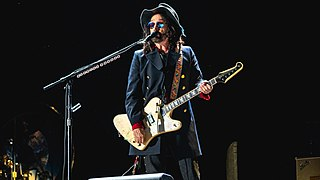 Mike Campbell (musician) American musician
