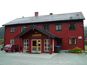 Flå - Flå Community Office