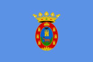 Mula, Spain - Image: Flag of Mula