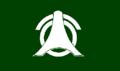 Flag of Nishiokoppe Hokkaido.png