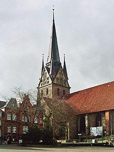 Katholische Kirche Flensburg