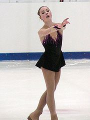 Fleur Maxwell 2004 Junior Grand Prix Germany.jpg