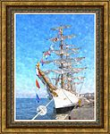 "Flickr - El coleccionista de instantes - La Fragata A.R.A. ""Libertad"" de la armada argentina en Las Palmas de Gran Canaria..jpg"