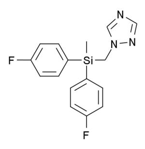 Flusilazole - Image: Flusilazole