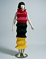 Flying Saucer dress by Issey Miyake, Japan, 1994.jpg