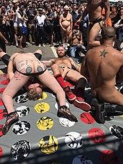 Folsom street fair sex in public