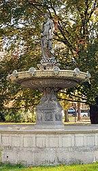 Jacques Ignace Hittorff: fontaine de Diane