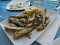 Food in Pireas, Greece (14234191153).jpg