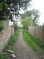 Footpath Easthouses - geograph.org.uk - 1268288.jpg