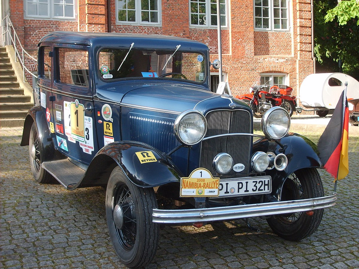 Germany Cars: Ford Germany