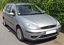 Ford Focus I Turnier Facelift 20090612 front.JPG