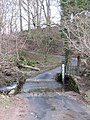 Ford and footbridge at Sole Beck - geograph.org.uk - 726829.jpg
