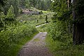 Forest path leading to Lake Hältingträsk in Sipoonkorpi, 2009.jpg