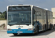 Former Arriva London Bus for Malta