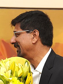 Former cricketer K. Srikkanth meets PM Modi (cropped).jpg
