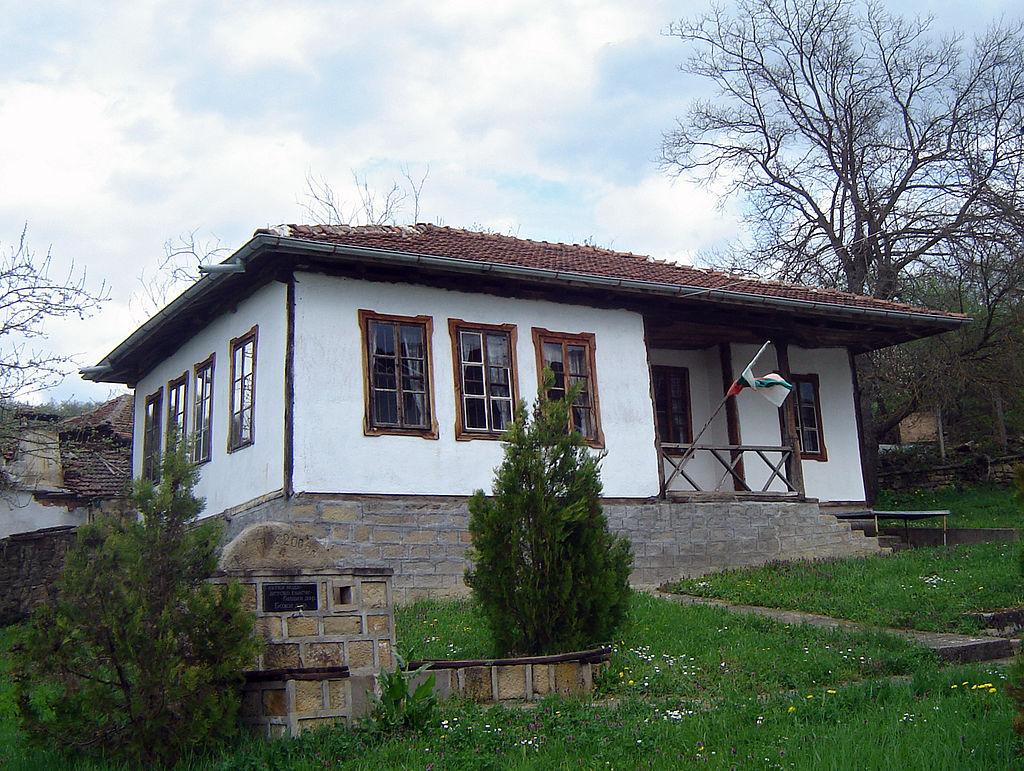 Former monastery school in Bozhenitsa, Bulgaria