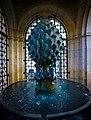 Fountain in a cage - Bayerisches Staatsministerium für Wirtschaft und Medien, Energie und Technologie.jpg