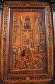 Fra Damiano da Bergamo, dossale del presbiterio di s. domenico, 1528-38, 04 s. domenico resuscita napoleone orsini 01.JPG