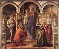 Fra Filippo Lippi — Богоматерь с Младенцем.jpg