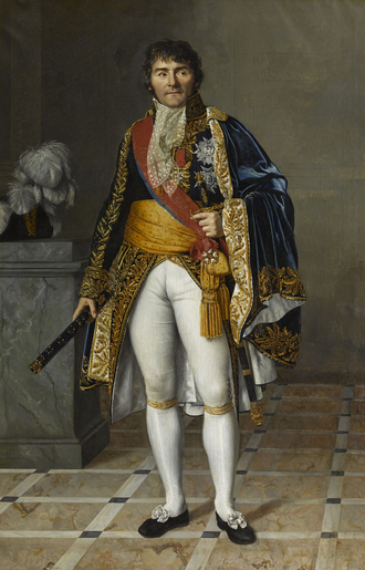 François Joseph Lefebvre - François Joseph Lefebvre, Marshal of France