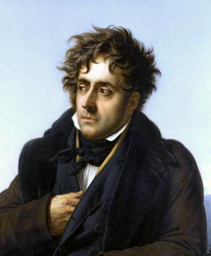 François-René de Chateaubriand