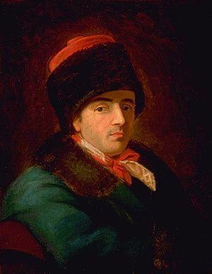 François Beaucourt - Self portrait of François Beaucourt